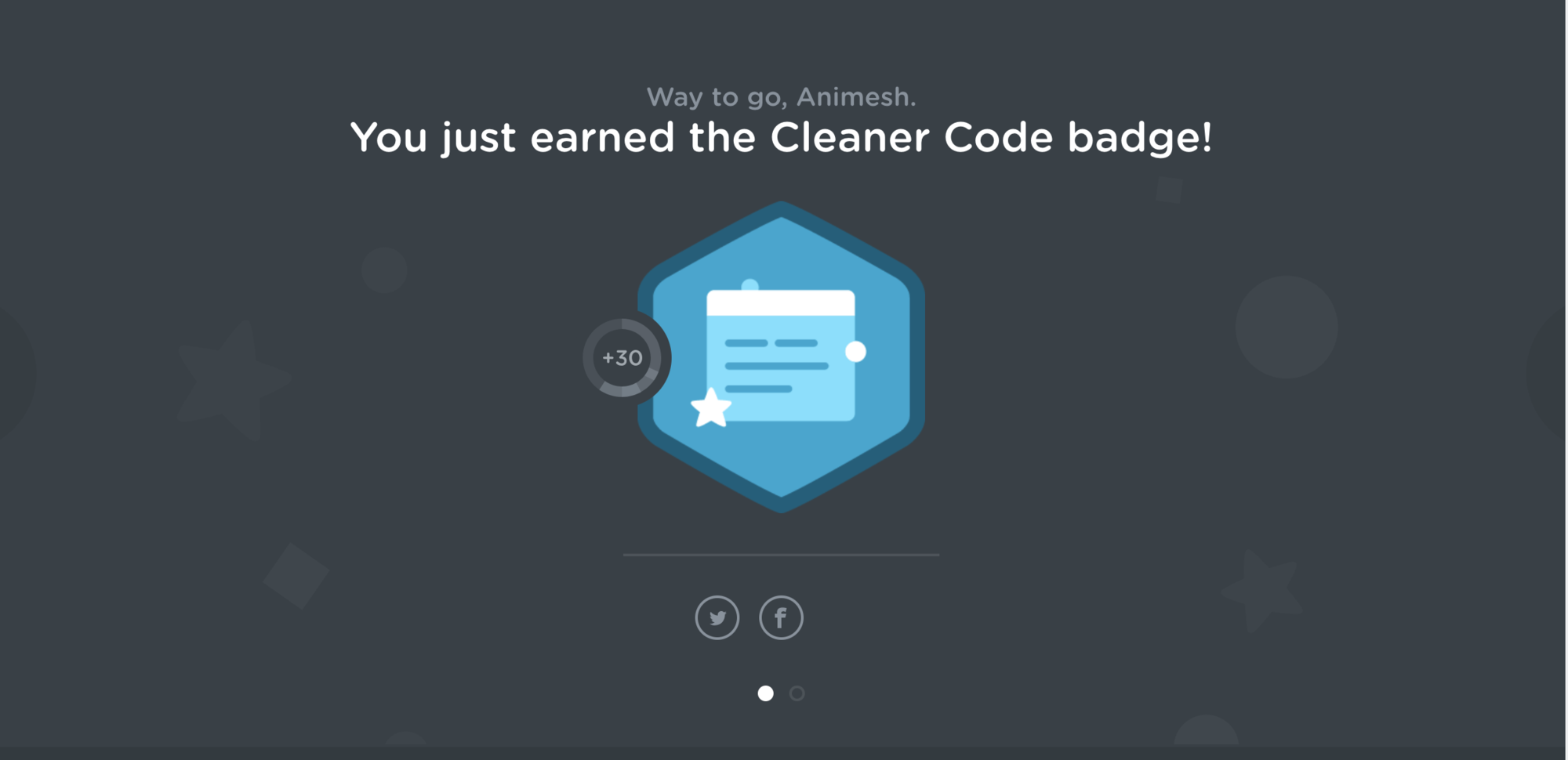 Python Clean Code Badge