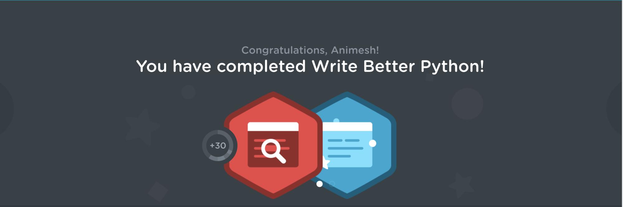 Write Better Python