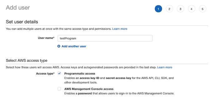 AWS Made Easy | AWS IAM User with API Keys