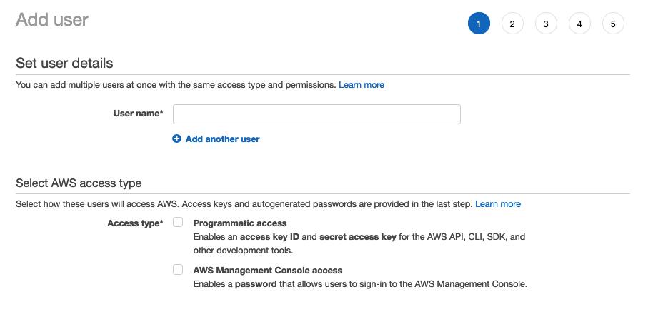 AWS Made Easy | IAM Users creation steps, add user