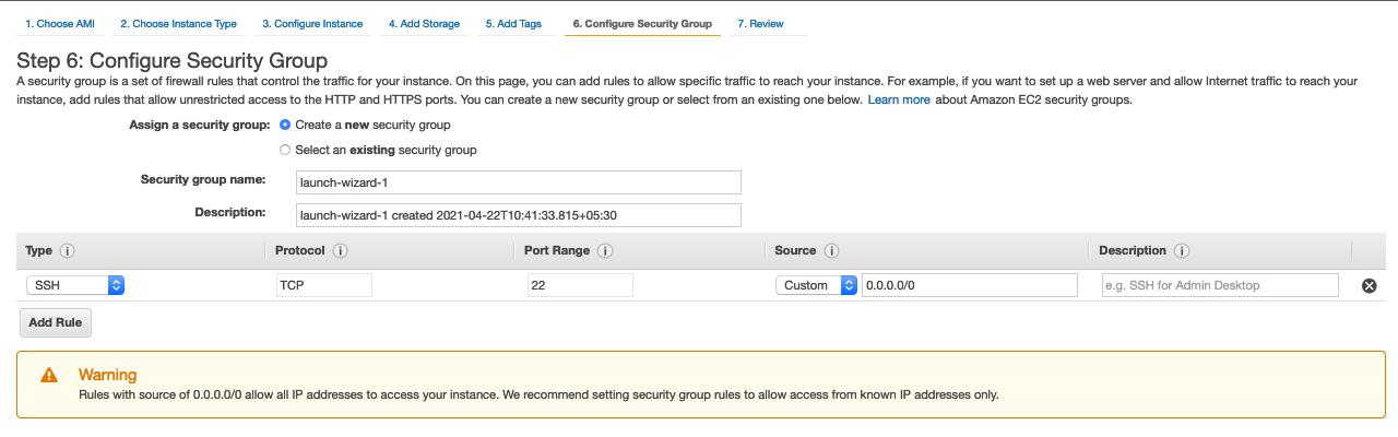 AWS Made Easy | AWS EC2 | Configure Security Groups