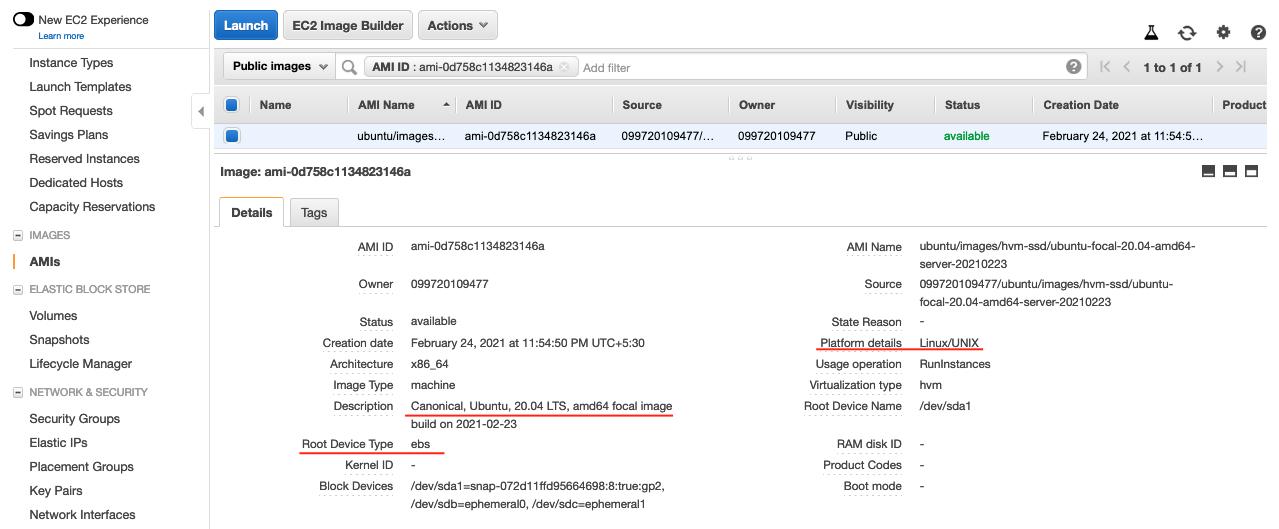 AWS Made Easy | AWS EC2 | Ubuntu AMI ID details