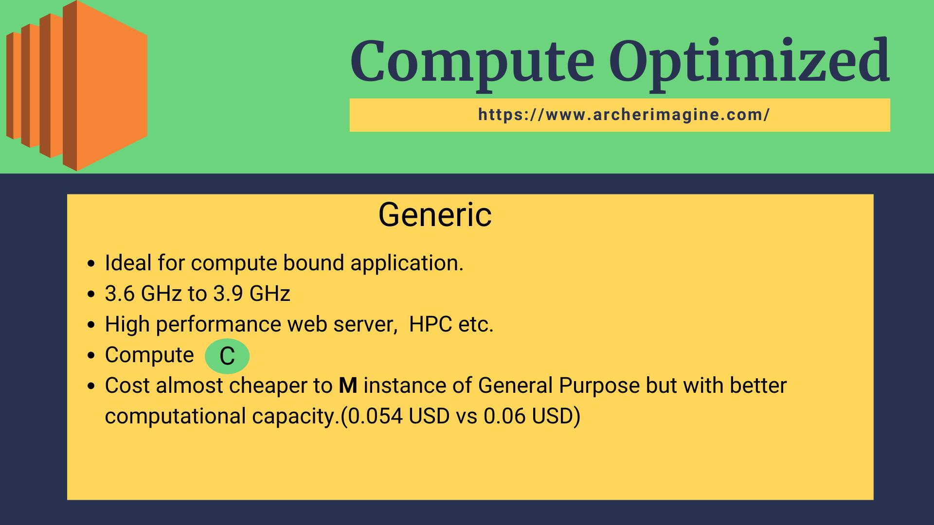 AWS Made Easy | AWS EC2 | Compute Optimized Instance Property